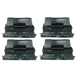 Replacing 113R00657 113R657 Black Toner Cartridge for Xerox Phaser 4500 4500n 4500b 4500dt 4500dx Series Printers (Pack of 4)