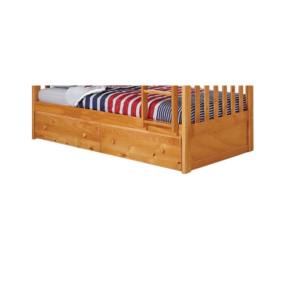 Pine Ridge Underbed Storage