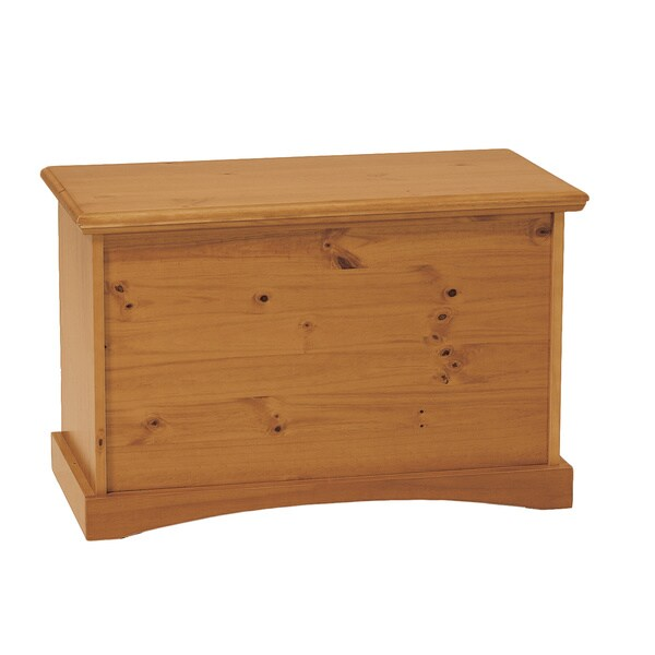 Pine Ridge Storage Toy Chest