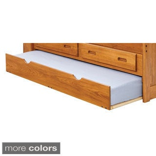 Woodcrest Heartland Collection Trundle Bed