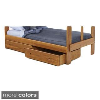 Woodcrest Heartland Collection Under Bed Storage