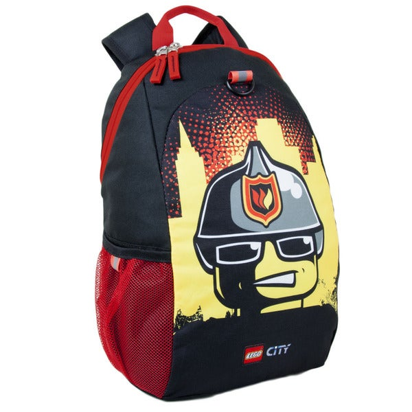 City Fire Helmet Heritage Basic Backpack