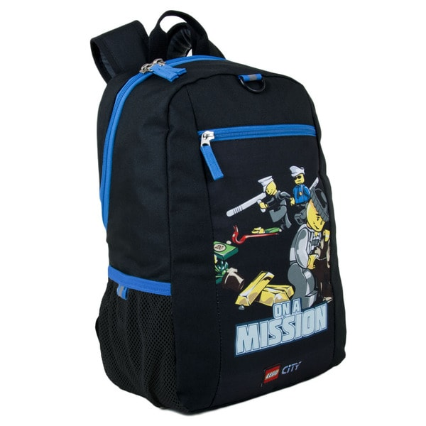 LEGO City Police On A Mission Basic Backpack
