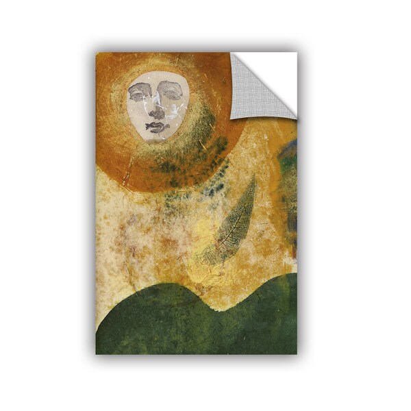 ArtWall Elena Ray ' Sun And Earth ' Art Appeals Removable Wall Art