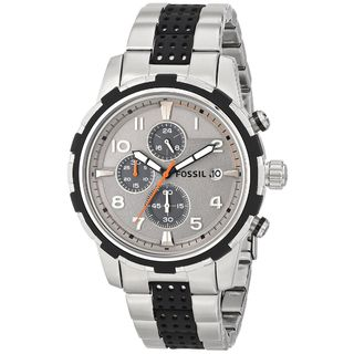 Fossil Men's FS4888 'Dean' Chronograph Two-Tone Stainless steel Watch