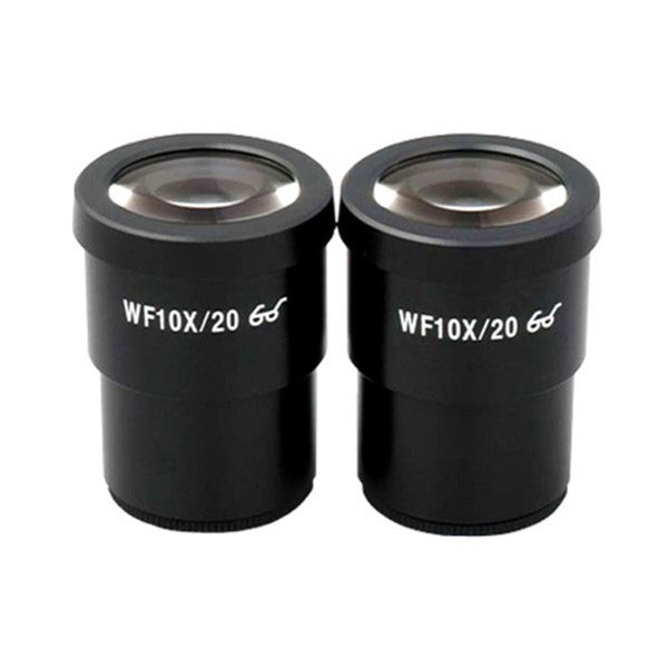 Two 10X Super Widefield Microscope Eyepieces (Dia 30mm)