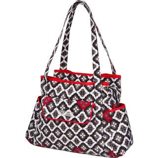 Bumble Collection Royal Ruby Montage Rachel Roundabout Bag