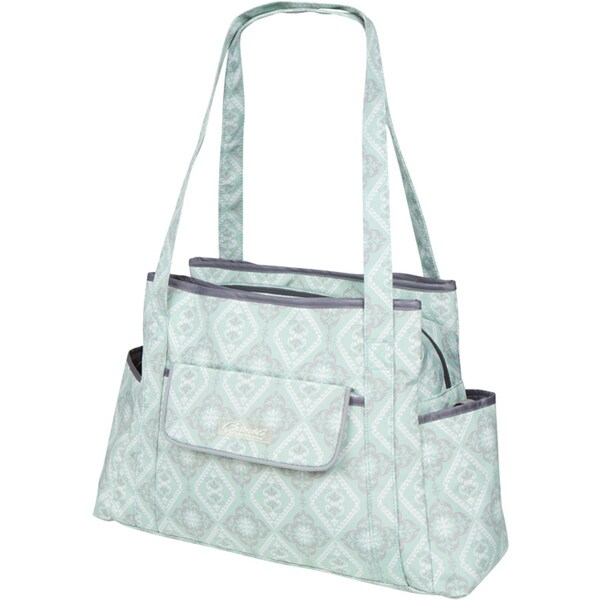 Bumble Collection Majestic Mint Rachel Roundabout Bag