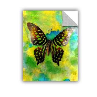 ArtWall Elena Ray ' Butterfly ' Art Appeals Removable Wall Art