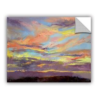 ArtWall Michael Creese ' Atahualpa Sunset ' Art Appealz Removable Wall Art
