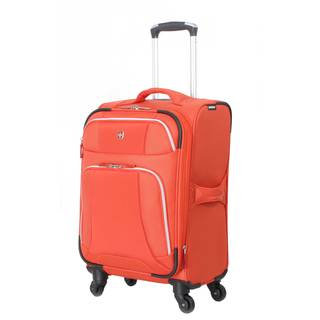 Wenger Monte Leone 20-inch Carry On Spinner Upright Suitcase