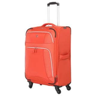 Wenger Monte Leone 24.5-inch Medium Spinner Upright Suitcase