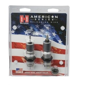 Hornady American Die Set 2 with Shell Holder