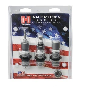 Hornady American Die Set 3 with Shell Holder