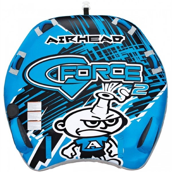Airhead G Force 2 Double Rider Towable