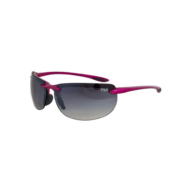 Fila FAC5000C 664 Bright Pink Women's Sunglasses