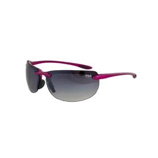 Fila FAC5000C 664 Bright Pink Women's Sunglasses