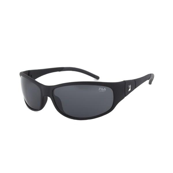 Fila FAC1011 001 Matte Black Sunglasses