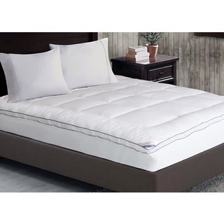 Kathy Ireland 1000 Thread Count Cotton-rich Mattress Pad