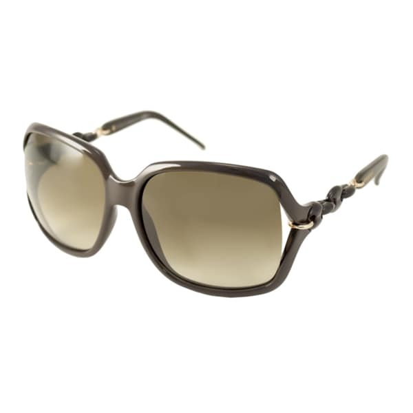Gucci Womens GG3584 Rectangular Sunglasses
