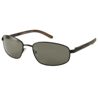 Carrera Andes Men's Polarized/ Wrap Sunglasses