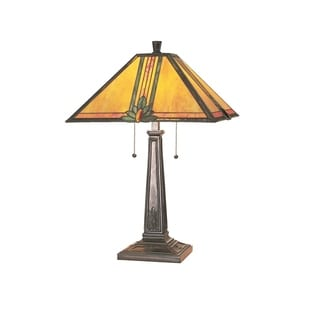 Lite Source Maple Jewel Table Lamp