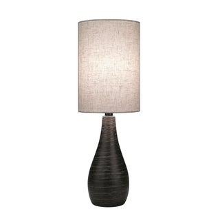 Lite Source Quatro I Teardrop Table Lamp