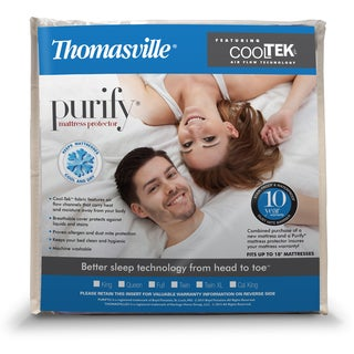 Thomasville Cool-Tek Waterproof Mattress Protector