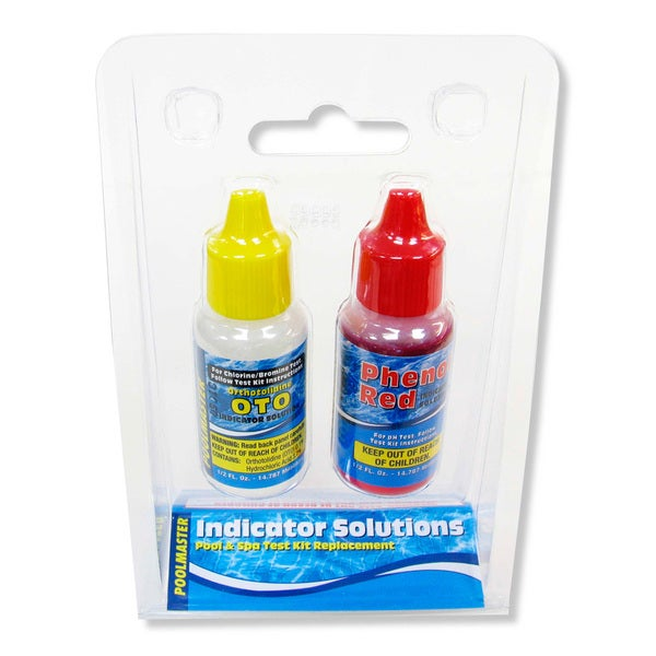 Poolmaster OTO / Phenol Red Test Kit Solution