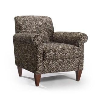 Meegan Cheetah Accent Chair