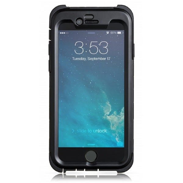 SHARKK Rugged Water-Resistant Case for Apple iPhone 6 w/ Screen Protector