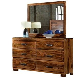 Hillsdale Furniture's Madera Landscape Mirror