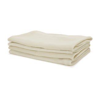 Safe and Cozy cotton thermal blankets (6 pack)
