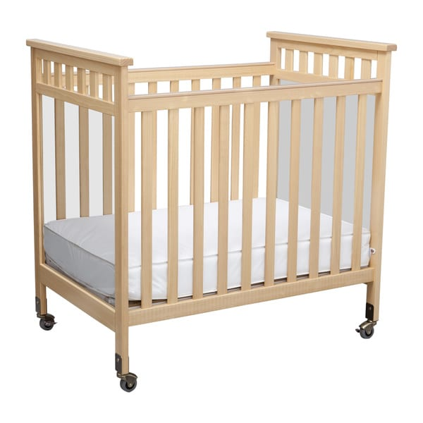 Simmons Kids ChildCare Natural Scottsdale Crib
