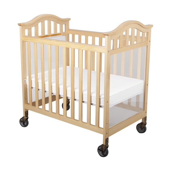 Delta Children Preston Natural Crib
