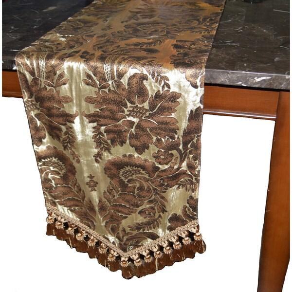 Venezia Velvet Decorative Table Runner