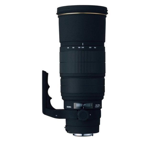 Sigma 120-300mm f/2.8 EX DG IF HSM APO Telephoto Lens for Canon