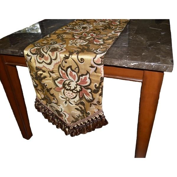 Pamela Decorative Table Runner
