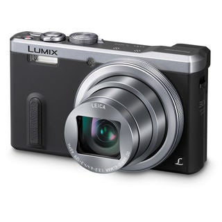 Panasonic LUMIX DMC-ZS40 Digital Camera (Silver) New in Non-retail Package