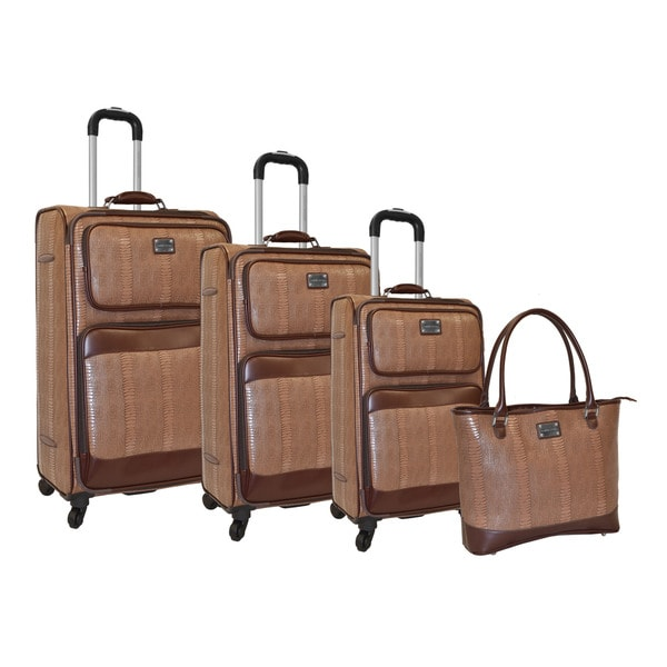 Adrienne Vittadin The Athens 4-piece Luggage Collection