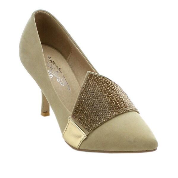 Marilyn Moda MIKY Women's Lovely Pointed Toe Dress Pumps Heels