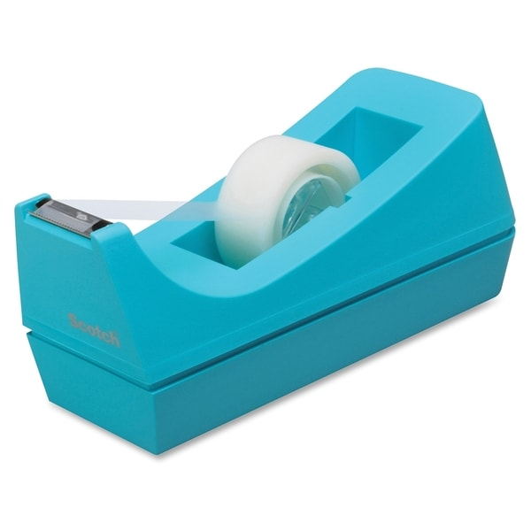 Scotch Desktop Blue Tape Dispenser