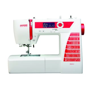 Janome DC2015 Computerized 60 Stitch Sewing Machine