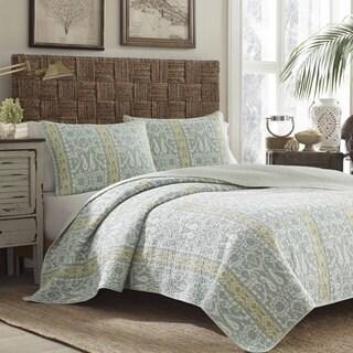 Tommy Bahama Paradise Ikat 3-piece Quilt Set