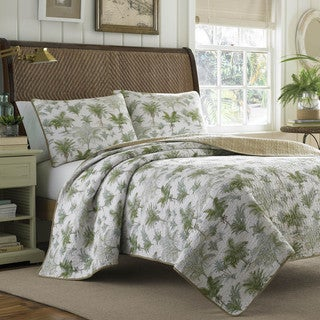 Tommy Bahama Anglers Isle Breeze 3-piece Quilt Set