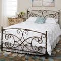 Saratoga Queen Size Metal Bed