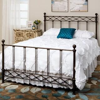 Victoria Queen Size Metal Bed