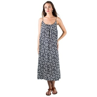 Women's Tiki Beach Midi Dress