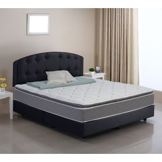 Wolf Natural Comfort Full-size Pillowtop Mattress