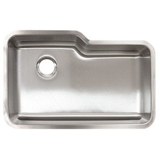 LessCare Stainless Steel Undermount Sink L108